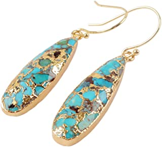 Best turquoise and gold Reviews