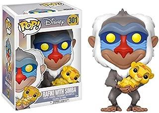 Funko Pop Disney Lion King-Rafiki with Simba Toy