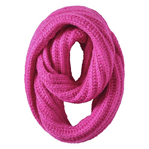 Ducomi® Gilt Tube Infinity sjaal in zacht wolmengsel, geweldig cadeau-idee