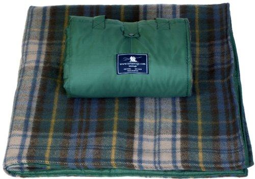 Antique Dress Gordon Tartan / Schottenmuster Wasserdicht Picknickdecke – Stundardgröße
