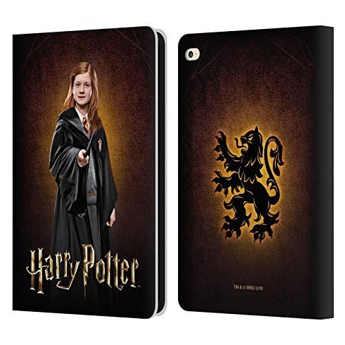 Head Case Designs Oficial Harry Potter Ginny Weasley Chamber of Secrets IV Carcasa de Cuero Tipo Libro Compatible con iPad Air 2 (2014)