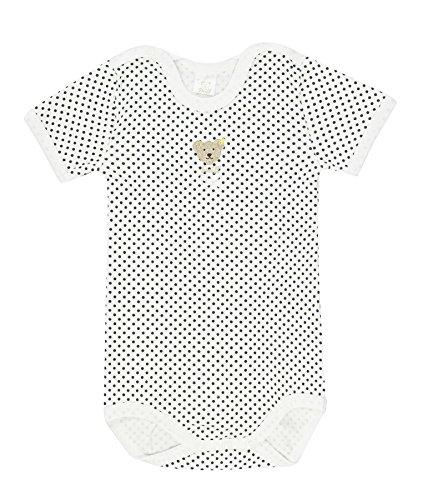 Steiff - 0008733 Body 1/2 Arm - Body Mixte bébé - Blanc (bright white) - FR : 3 ans (Taille fabricant : 98)