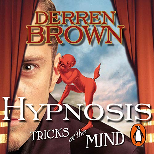 Hypnosis audiobook cover art