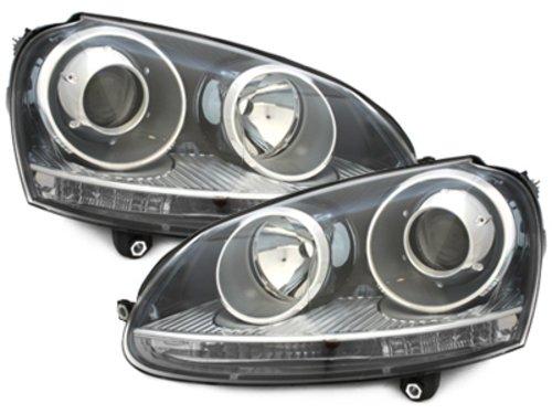 Kitt SWV06DB Depo Lampes de phares Noir