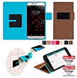 Cover for UMi Iron Case | in Brown | Multifunctional Cover