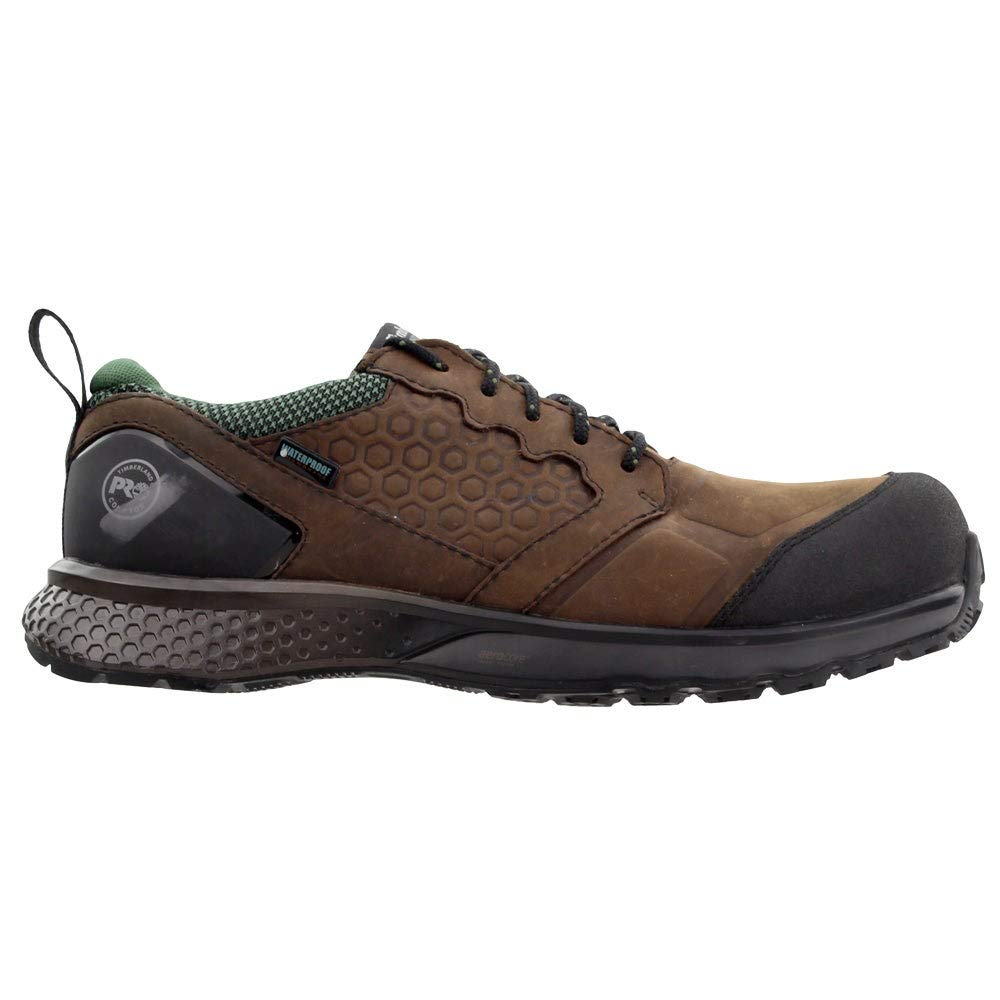 Work Shoe,Composite Toe,Men,11,M