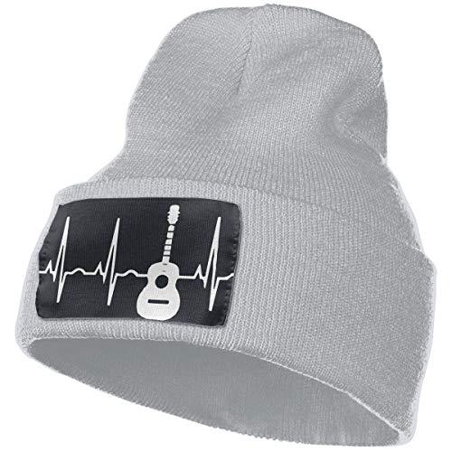 Annays hystereshoed akoestische gitaar Heartbeat-1 heren \u0026 dames wintermode sneeuw skihoed