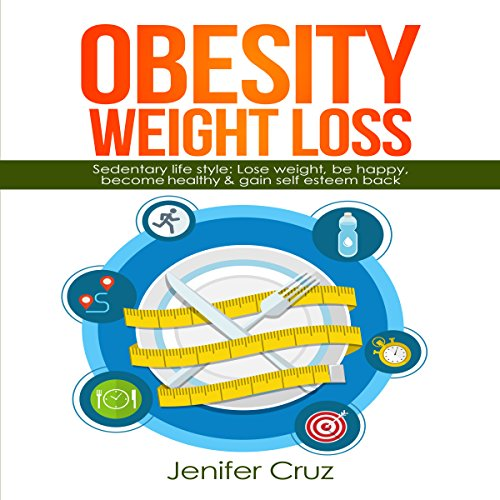 Obesity Weight Loss audiobook cover art