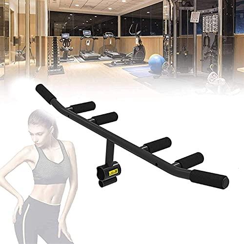 Equipos de fitness for el gimnasio Home GRIP MULTI GRIP LANDMINE FILE HANGE, T-plataforma de la fila de la barra T-Bar, fáciles de casa o for pequeños espacios for levantar peso, entrenamiento con pes
