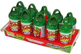 LUCAS MUECAS WATERMELON LOLLIPOP 0.88 oz Each (10 in a Pack)