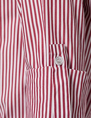 BOSS C_Defelize Vestido Informal, Talla Mediana Red618, 34 para Mujer