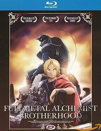 Full métal alchemist brotherhood, vol. 1 [Blu-ray] [FR Import]