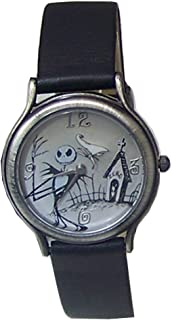 Nightmare Before Christmas Watch Jack with Rotating Zero Wristwatch