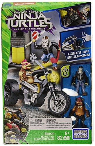 Mega Bloks Teenange Mutant Ninja Turtles: Out of The