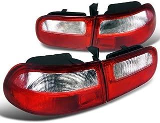 Best 93 honda civic hatchback tail lights Reviews