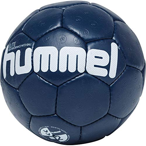 hummel HMLELITE-Handball Sport, Blau/Weiß, 2