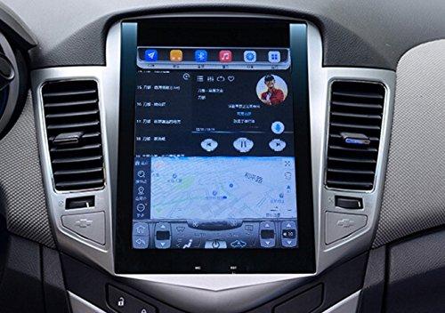 "10.4"" Quadcore Car DVD Player 1024x768 Car Vertical Screen 32GB ROM Stereo GPS Navigation for Chevrolet Cruze 2009-2014 …"