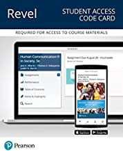 Revel for Human Communication in Society -- Access Card (5th Edition) (What's New in Communication)