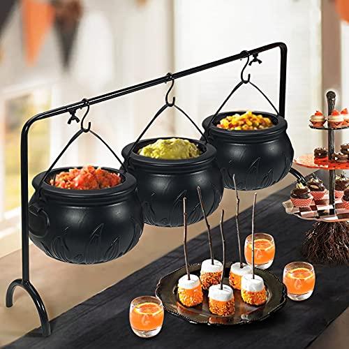 3 Witches Cauldron Serving Bowls