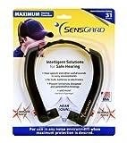 SensGard SG-31 Hearing Protection Band (Black)