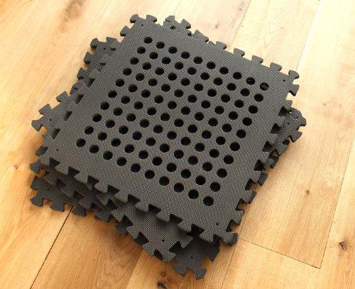 Easimat Caravan Awning non slip tiles x 24 mats (21006)