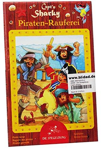 20990 - Die Spiegelburg - Capt'n Sharky: Mitbringspiel - Piraten-Rauferei