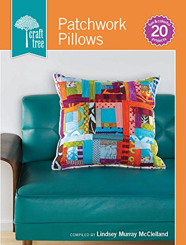 %40 OFF! Craft Tree Patchwork Pillows