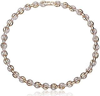 Silver Shoppee Chain for Women (Silver) (SSNK1003B)