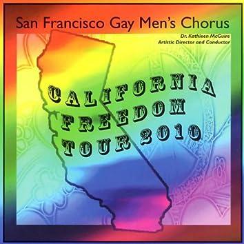 California Freedom Tour 2010