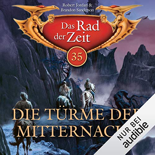 Die Türme der Mitternacht     Das Rad der Zeit 35              By:                                                                                                                                 Robert Jordan,                                                                                        Brandon Sanderson                               Narrated by:                                                                                                                                 Helmut Krauss                      Length: 25 hrs     1 rating     Overall 5.0