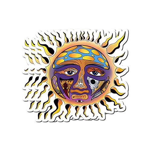 MrMint Sublime Sun Stickers (3 Pcs/Pack)