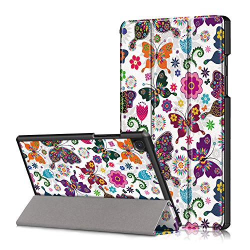 VOVIPO Coque Etui Housse pour Samsung Galaxy Tab A7 10.4 2020, Slim Cover Housse de Protection pour Samsung Galaxy Tab A7 T505/T500/T507 10.4 Pouces 2020