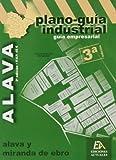 Plano industrial alava y Miranda de ebro (3ª ed.)