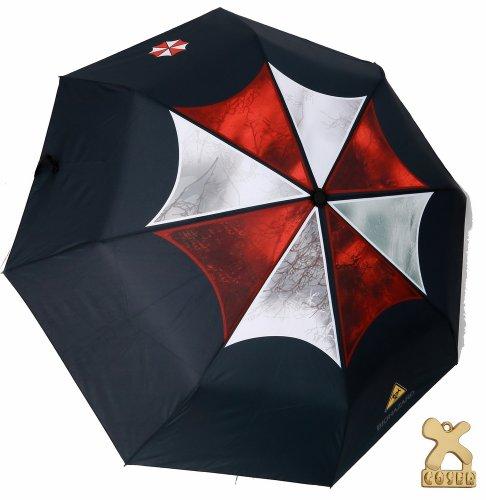 RE Cosplay Kostüm Zubehör Umbrella Corporation Regenschirm