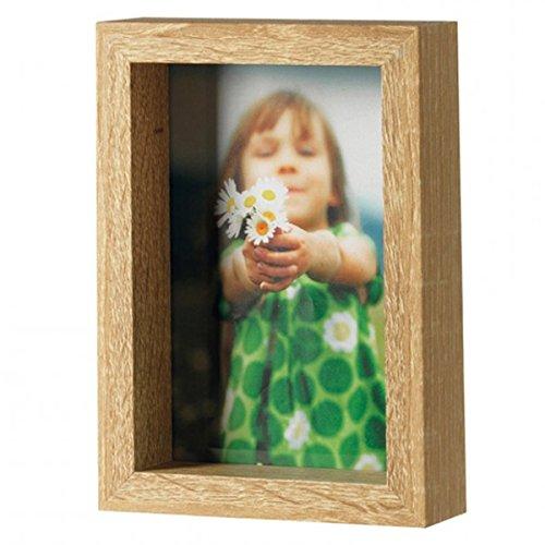 Leonardo - Fotorahmen, Bilderrahmen, Rahmen - Bosco - 10 x 15 cm - Naturholz