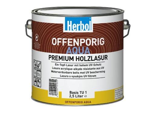 Herbol Offenporig Aqua 1200 kiefer, 2,5 Liter