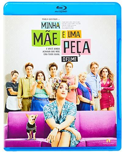 Minha Mãe É Uma Peça [Blu-ray]