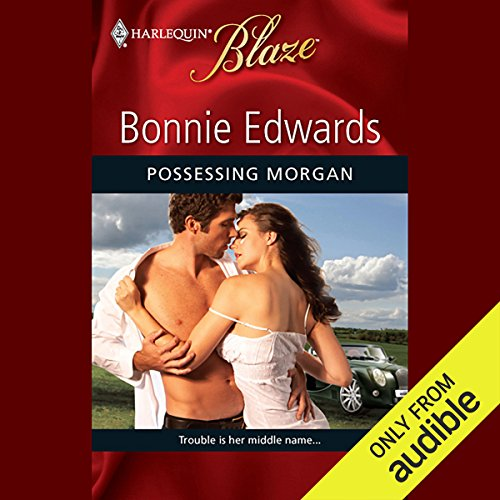Possessing Morgan  audiobook cover art