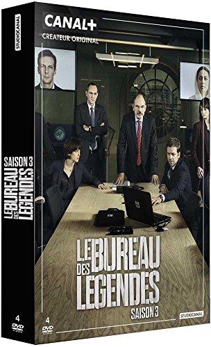 Le Bureau des légendes-Saison 3