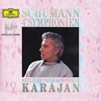 Schumann: The 4 Symphonien by ROBERT SCHUMANN (1990-07-03)