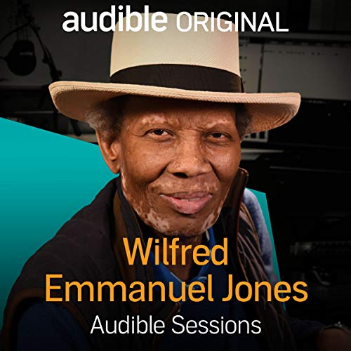 Wilfred Emmanuel Jones audiobook cover art