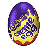 Cadbury Creme Eggs (1.2 Oz.) Delicious Chocolate & Fondant Candy, Wrapped, Bulk - Not Just For Easter! Great for Valentine's Day, Mother's Day Gifts, Holidays, Baking, & Treats On The Go! (40 Count)