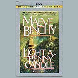 Light a Penny Candle                   By:                                                                                                                                 Maeve Binchy                               Narrated by:                                                                                                                                 Kate Binchy                      Length: 2 hrs and 45 mins     58 ratings     Overall 3.8