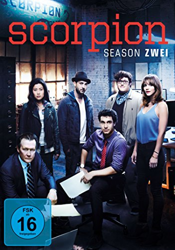 Scorpion - Season zwei [6 DVDs]