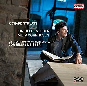 R. Strauss: Ein Heldenleben, Op. 40, TrV 190 & Metamorphosen, TrV 290 (Live)