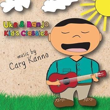 Uke & Banjo Kid's Classics