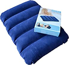 Intex Skywalk Air Pillow To Relieve Back/Neck and Spinal Cord Aches (Universal Size, Blue)