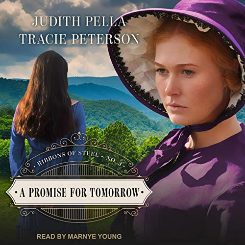 A Promise for Tomorrow audiobook cover art