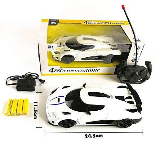 2,4 GHz de radio control de conducción Drift Racing de alta