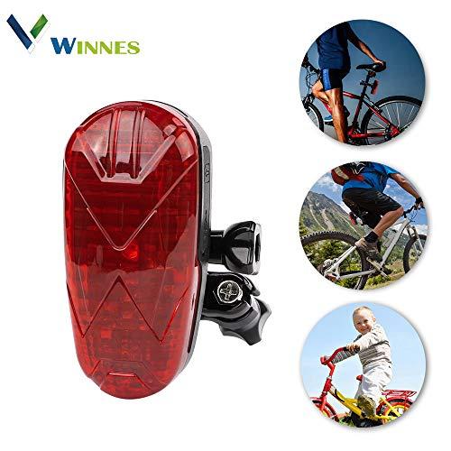 Winnes TKSTAR Bicicletta TK906?Real Time GPS Tracker gsm/GPRS Tracking Tool per Bici Moto Sedia a rotelle
